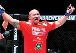 Paul Cheng ONE FC