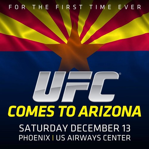 UFC Comes to Arizona