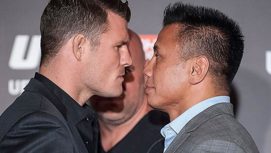 Michael Bisping vs Cung Le