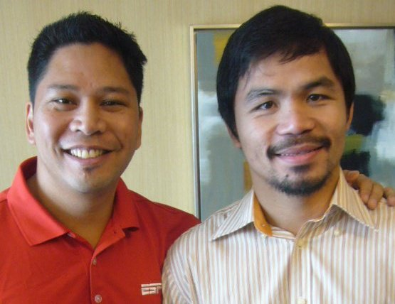 Pacquiao and Cui
