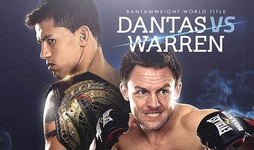 Bellator 128 Fight Poster