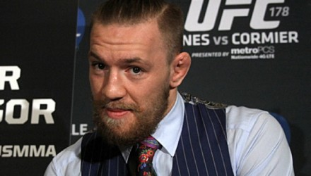 Conor McGregor at UFC 178