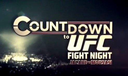 Countdown to Jacare vs Mousasi
