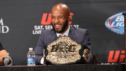 Demetrious Johnson - UFC 178