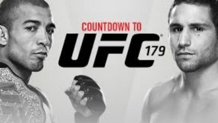 Countdown to UFC 179 - Aldo vs Mendes 2