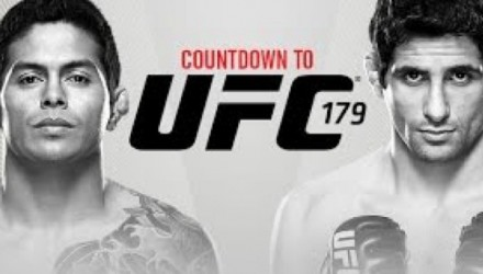 Countdown to UFC 179 - Ferriera vs Dariush