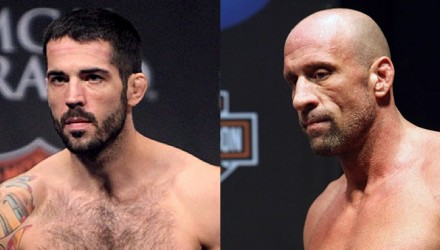 Matt Brown vs Mark Coleman