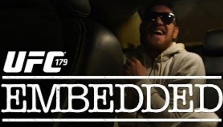 UFC 179 Embedded Ep 3