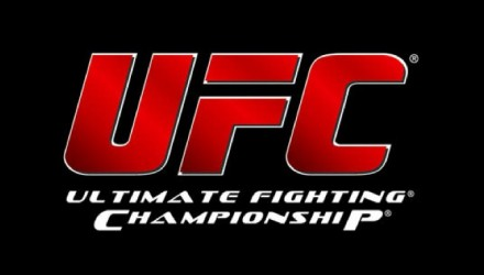 UFC Red Logo on Black-750x370