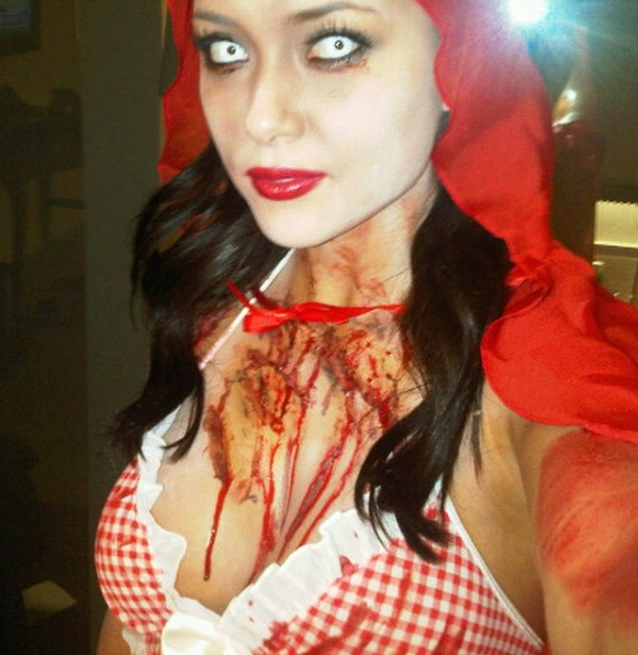 Halloween Alert: Which Fighters and Ring Girls Are Dressing Up ...
