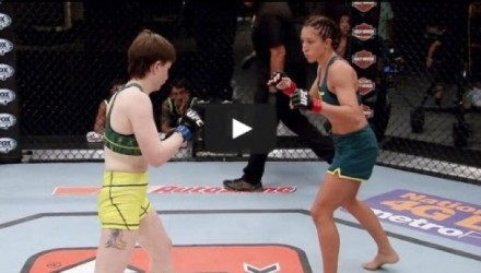 Aisling Daily vs Jessica Penne TUF 20