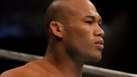 Jacare Souza - fighting for Stirkeforce