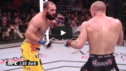 Johny Hendricks vs Georges St-Pierre video 750x370