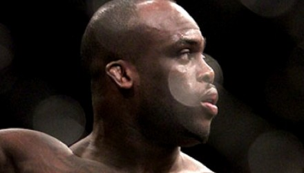 Melvin Manhoef at Strikeforce Ohio