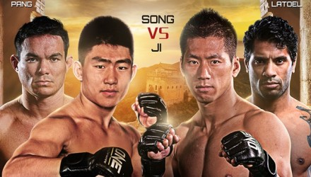 ONE FC 24 Fight Poster 750