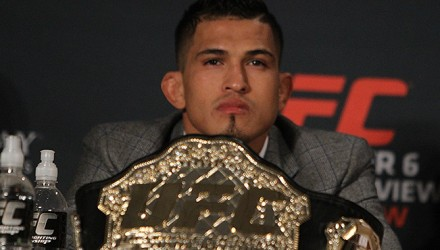 Anthony Pettis at UFC 181