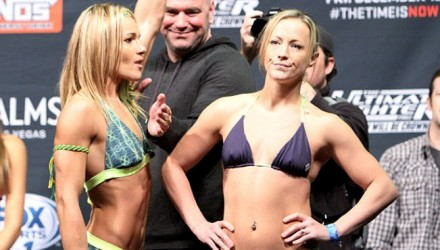 Felice Herrig vs Lisa Ellis