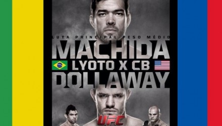 UFC FN 58 Fight Poster 750