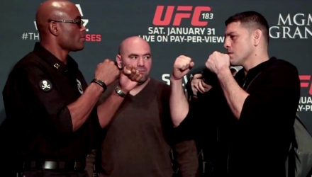 Anderson Silva vs Nick Diaz UFC 183 MD 750