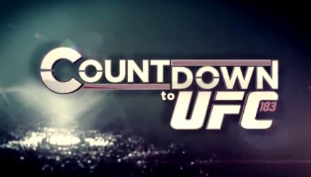 Countdown to UFC 183 750