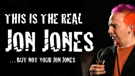 JON JONES FROM TWITTER