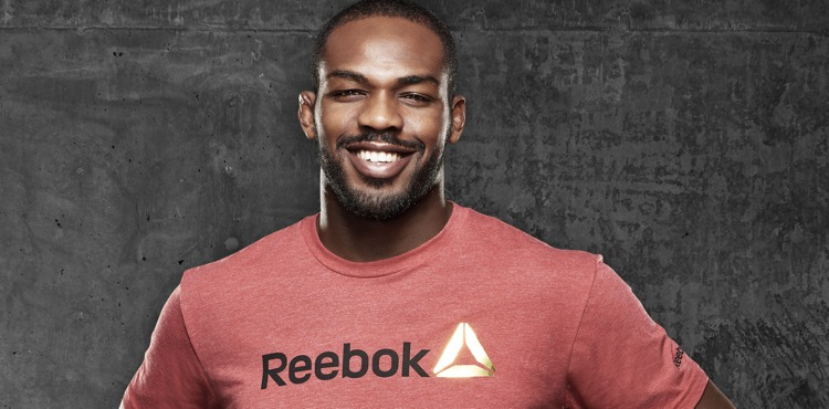 Jon Jones Reebok