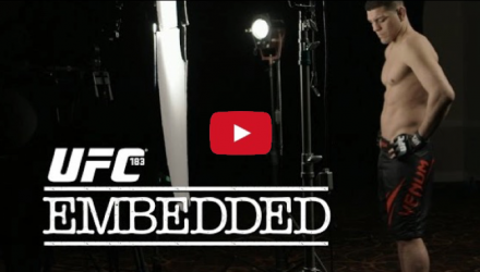 UFC 183 Embedded Ep3