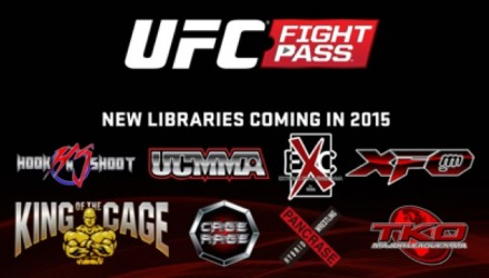 UFC Fight Pass 2015 Expansion 750