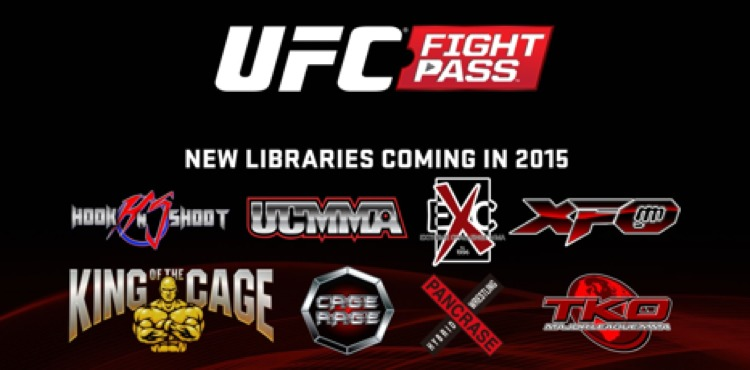 UFC Fight Pass Acquires Rights to Cage Rage, Pancrase ...