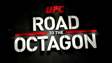 UFC Road to the Octagon Logo 750