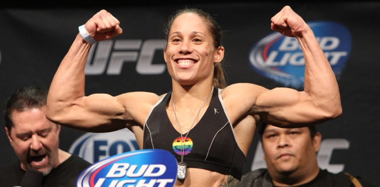 liz carmouche vs lauren murphy added to ufc fight night 63 card