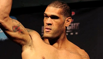 Antonio Bigfoot Silva - UFC weigh-in