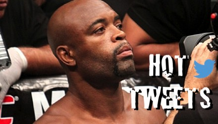ANDERSON SILVA HOT TWEETS