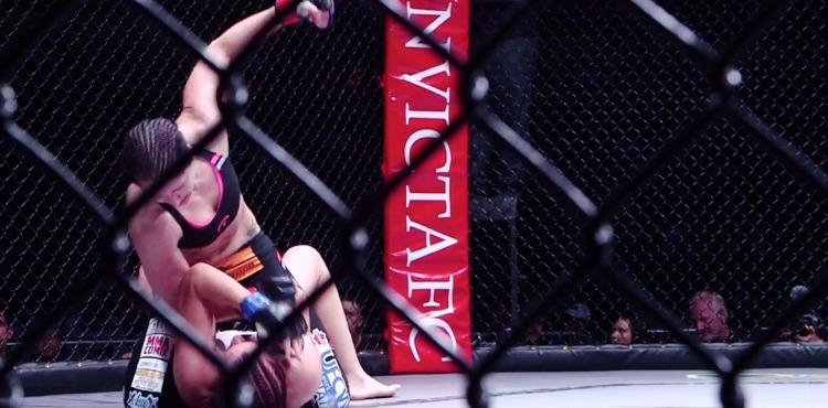Invicta FC 8: Waterson vs. Tamada Weigh-in Video and Results