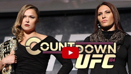 Countdown to UFC 184