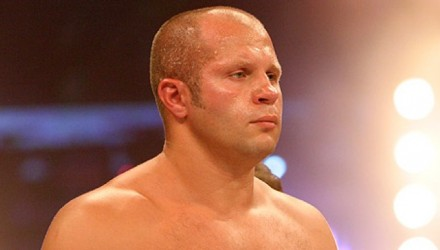Fedor Emelianenko at Affliction 1