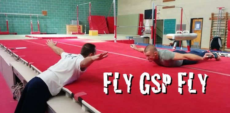 GSP GYMNASTICS WORKOUT
