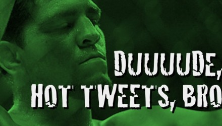 Nick Diaz, Hot Tweets Bro 750