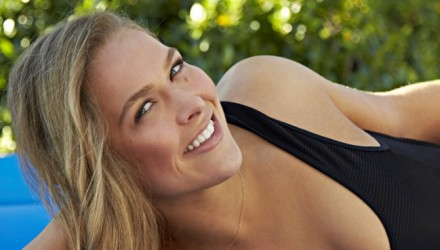 Ronda Rousey SI Shoot - USAToday