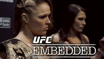 UFC 184 Embedded Ep 4 750