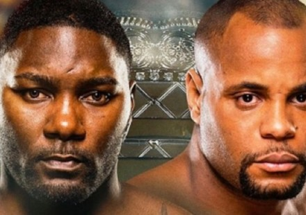 UFC 187 - Johnson vs Cormier Poster