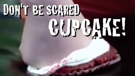 don't be scared cupcake 750