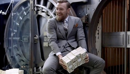 Conor McGregor Money UFC WT Embedded