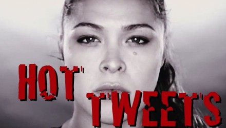Ronda Rousey Hot Tweets 750