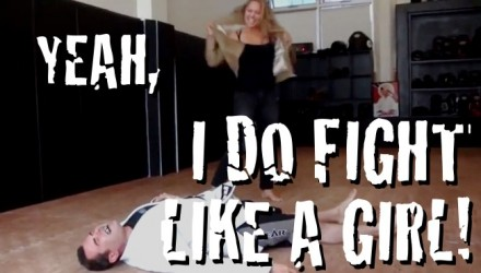 Ronda Rousey I Do Fight Like a Girl