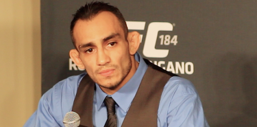 Tony Ferguson UFC 184 press conference