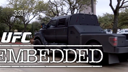 UFC 185 Embedded Ep 3
