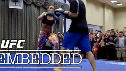 UFC 185 Embedded Ep 4 750
