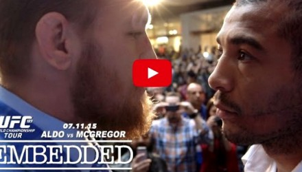 UFC 189 Embedded Ep 8 750
