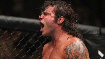 Clay Guida at UFC 117